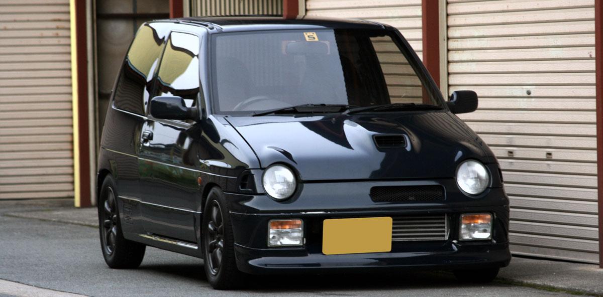 Suzuki Alto Works 旧車買取専門のヒルクライム